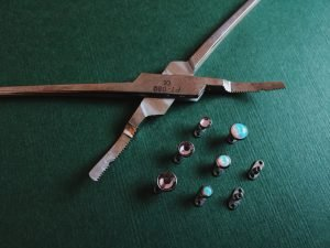 Dermal tools and tops