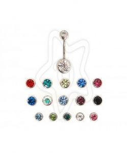 zircon body jewelry