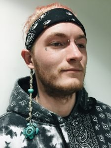 guy with piercings