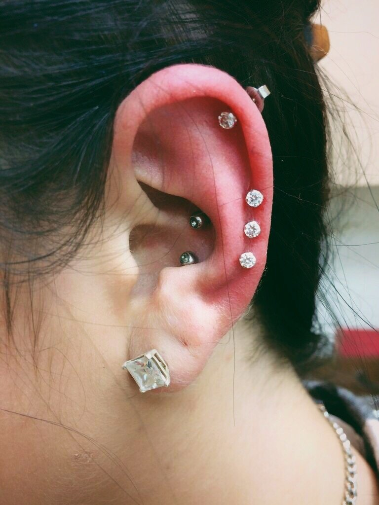 Ear & Body Piercing Photo Gallery | Almost Famous Body ...