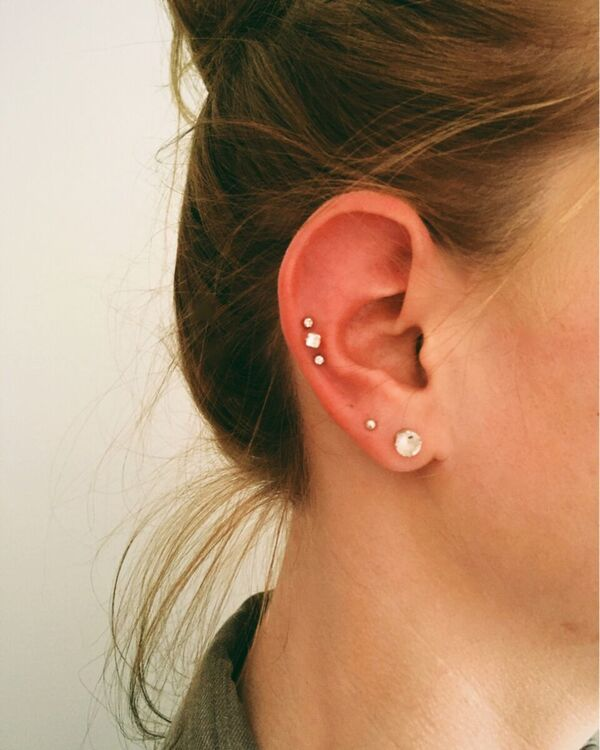 Cartilage Piercing Rim