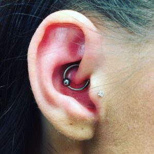 Daith Piercing at Almost Famous Body Piercing