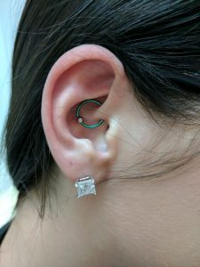 Hannah Daith Piercing - Almost Famous Body Piercing