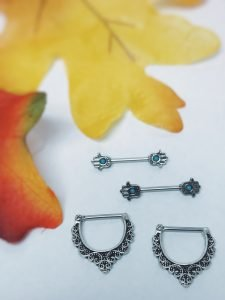 Nipple Sets - Almost Famous Body Piercing