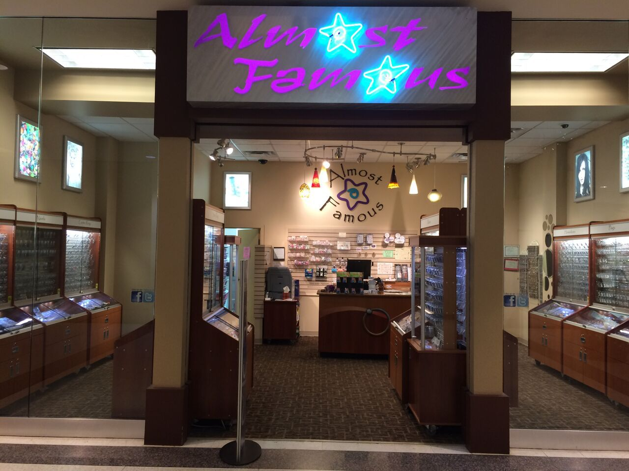 Fargo Store - Almost Famous Body Piercings