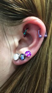 Rook Piercings Almost Famous Body Piercing