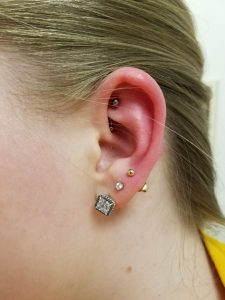Rook Ear Piercing_Almost Famous Body Piercing