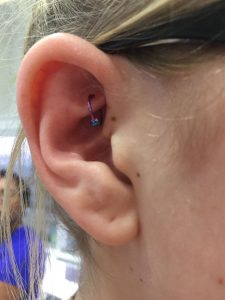 Care for Rook Piercing_Almost Famous Body Piercing