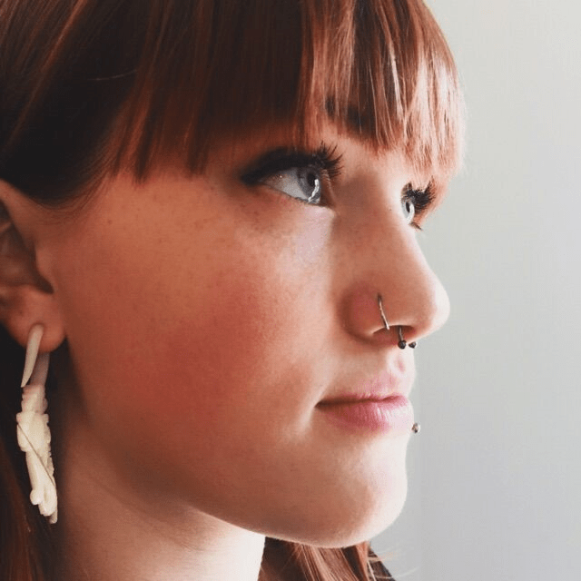10 Tips About Septum Piercings - Almost Famous Body Piercing